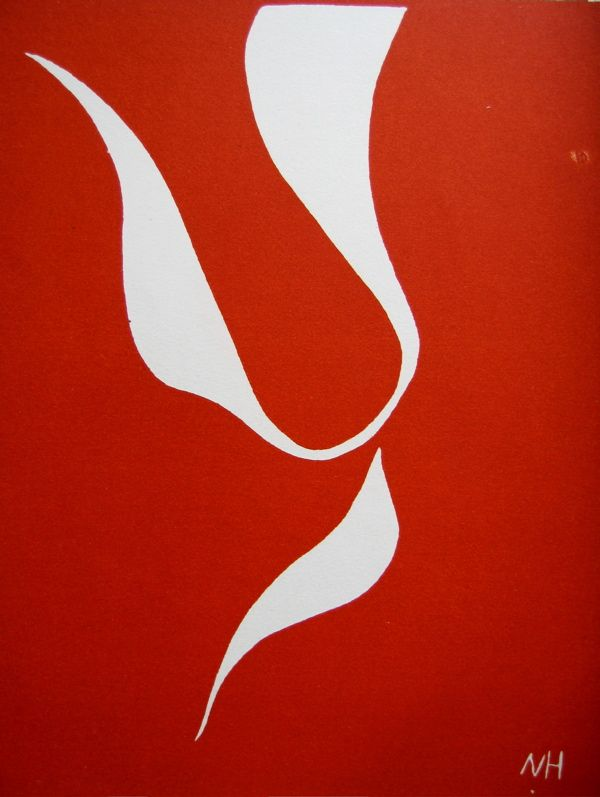 Henri Matisse, 'Les patineurs' (The Skaters) Linocut, 1938