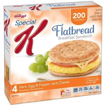 Kelloggs Special K Flatbread