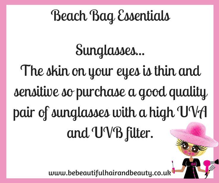 Summer Beach Bag Essentials Tip #4