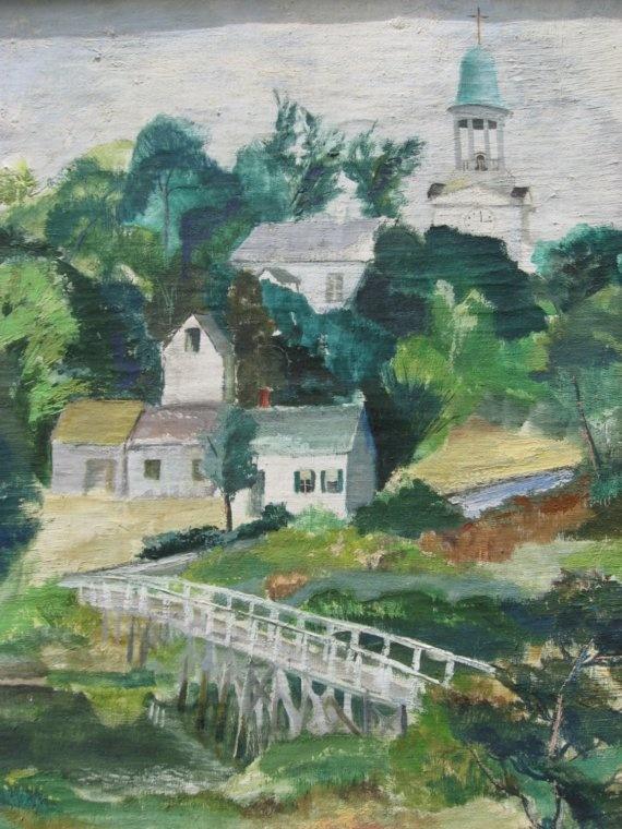 WELLFLEET, CAPE COD Fine Art Print, Landscape, Giclee