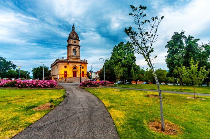 Church in Adelaide, South Australia jigsaw puzzle