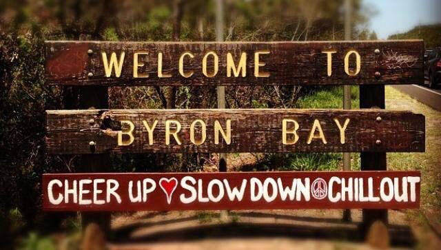 All our products are hand crafted in beautiful Byron Bay!