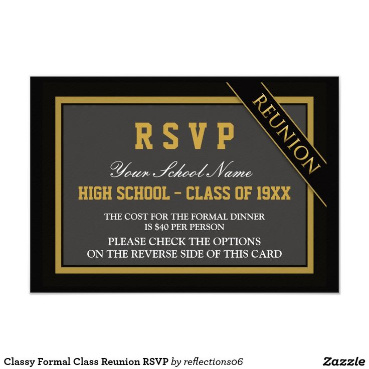 8 best Reunion Ticket images on Pinterest Class reunion - best of formal invitation card for meeting