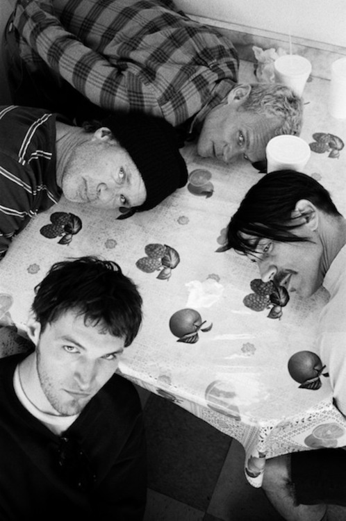 Red Hot Chili Peppers - JF.. They'll never be the same, but I still love them.