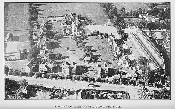 File:Sailor's Orphan's Homes, Cottingham Road, Newland, Hull.jpg