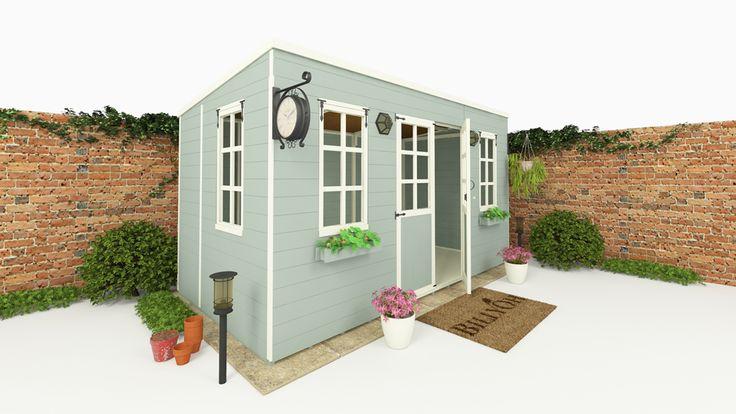 BillyOh Summer Houses - Enjoy The Warm Weather In A Summerhouse | BillyOh