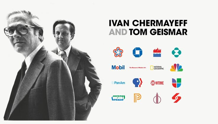 Ivan Chermayeff and Tom Geismar