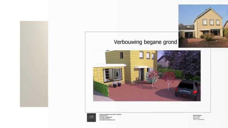 Huis & Interieur - Verbouwingsontwerp Zevenbergen (video)