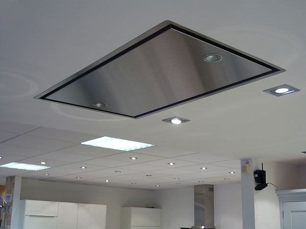 Abk Neerim Ceiling Mounted Extractor Hood The Neerim Can