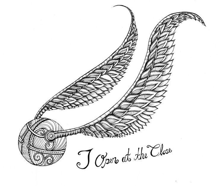 1000+ ideas about Golden Snitch on Pinterest   Harry potter art ...
