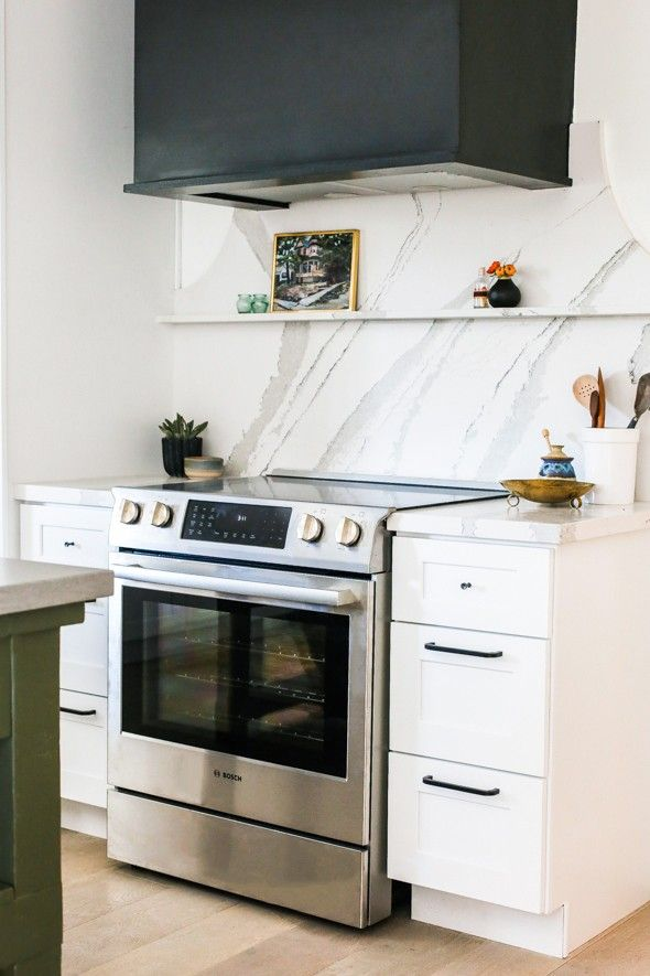 The Gentry Project Kitchen Reveal With Bosch Kitchen Renovation