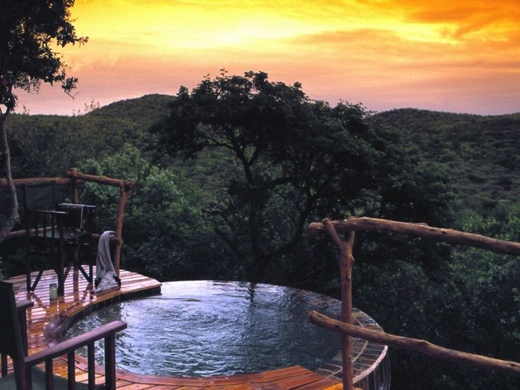 Safari Lodges at Phinda Private Game Reserve in South Africa : Hotels and Resorts : Condé Nast Traveler