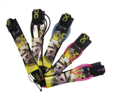 SURFBOARD LEASHES - We carry a wide range of Hurricane surf leashes and surfboard leaches available for immediate purchase and free delivery to your door in South Africa. http://www.adrenalisedboardsports.co.za/collections/surf-leashes