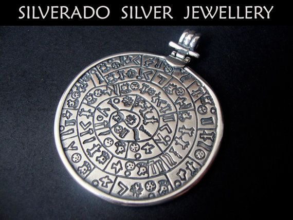Sterling Silver 925 Ancient Greek Minoan by SilveradoJewellery, €135.00