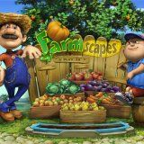 Joe's new farm is in a terrible condition and it needs restoring! Earn money by selling fresh vegetables, juicy fruits, eggs, flowers, and other things from his old farm to the townspeople, and spend it on restoring the new farm to make it blossom!