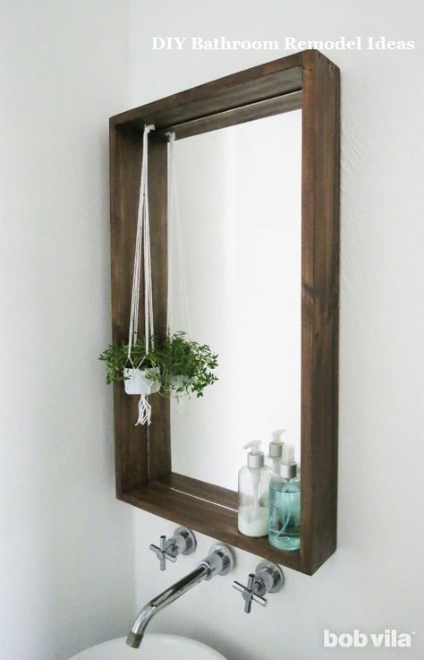 14 Very Creative DIY Ideas For the Bathroom 2