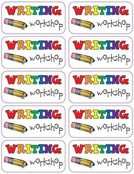 "Spice up your writing folders with this FREEBIE! Print them on a full sheet of sticker paper or labels, cut apart and add them to the front of your students' writing folders! If you enjoy these labels, please check out: <a href=""http://www.teacherspayteachers.com/Product/Writing-Checklist-1400986"">Writing Checklist</a> Thank you for visiting my store! Enjoy and happy teaching!"