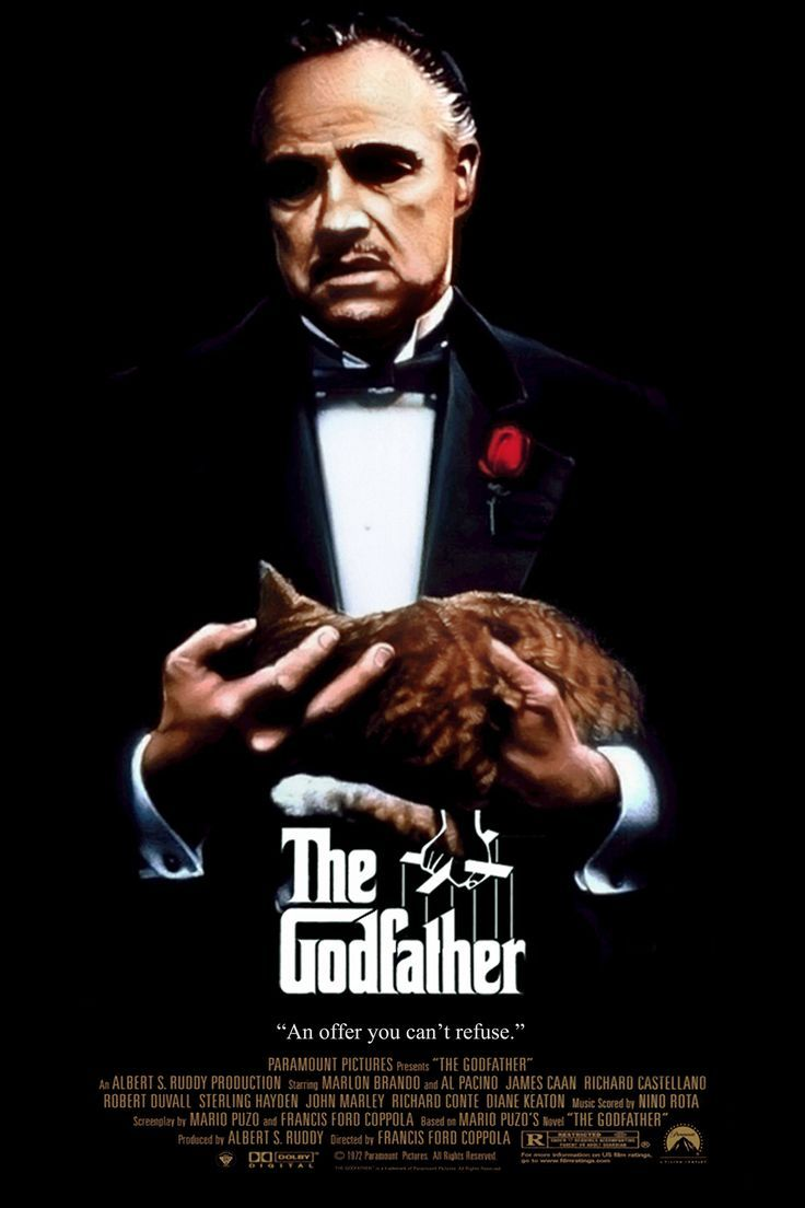 Image result for godfather official poster