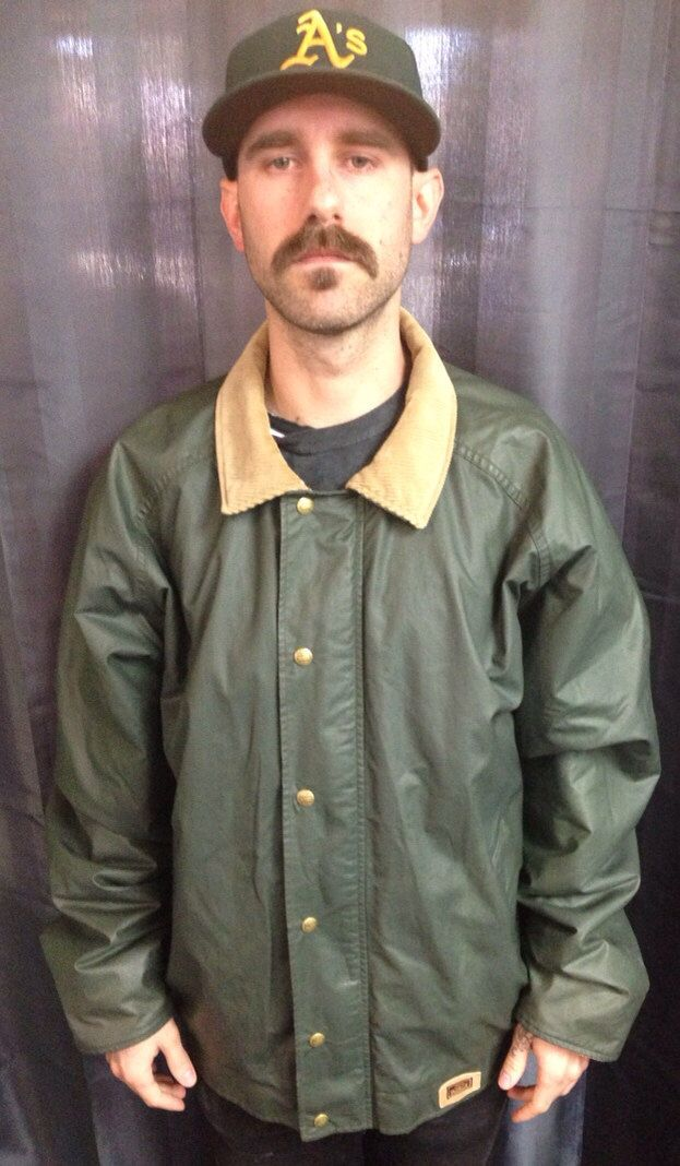 Woolrich button up jacket by Therichesofthepoor on Etsy https://www.etsy.com/listing/169203547/woolrich-button-up-jacket