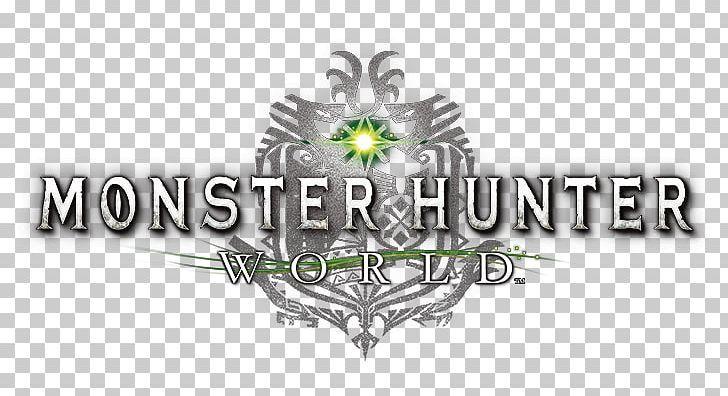Monster Hunter World Logo Brand Font Portable Network Graphics Png Artwork Brand Hunter Logo Monster Brand Fonts Monster Hunter Logo Branding
