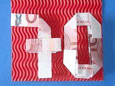 Geldgeschenke zum 70. Geburtstag