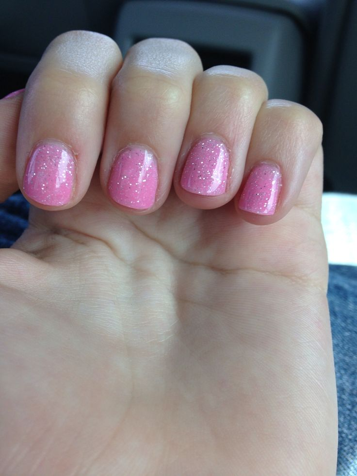 Nexgen nails ~ Beautify themselves with sweet nails