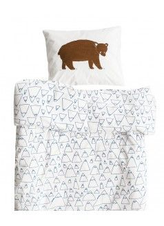 FINE LITTLE DAY Mountain Bed Set / Twin