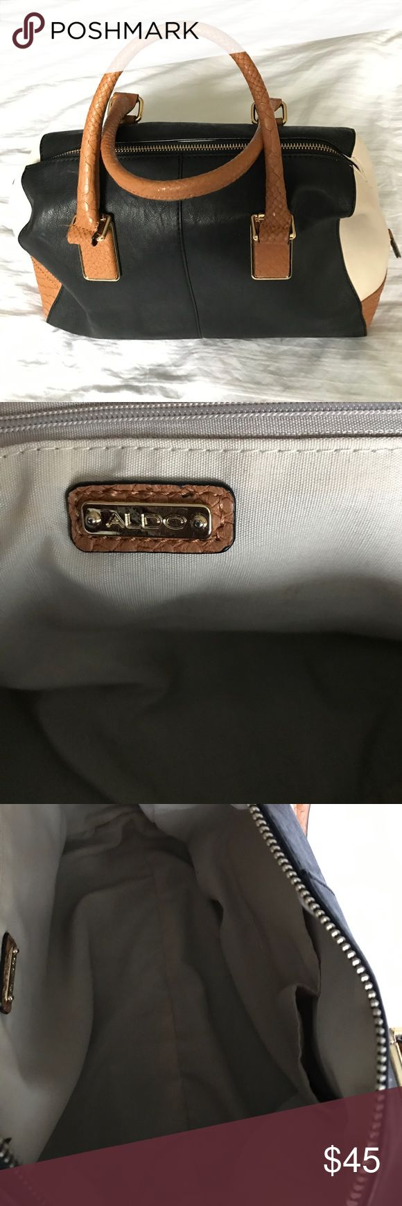 Aldo bag In good used condition only use a couple of times Aldo Bags Satchels