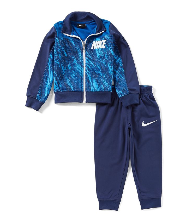 Shop for Nike Little Boys 2T-7 Air Tricot Jacket & Pants Set at Dillards.com. Visit Dillards.com to find clothing, accessories, shoes, cosmetics & more. The Style of Your Life.