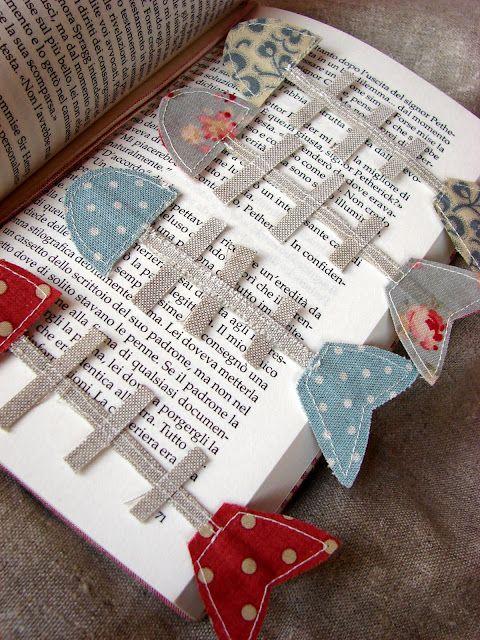 Adorable bookmarks                                                                                                                                                      Mais