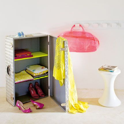Luggage Furniture - www.casasugar.com