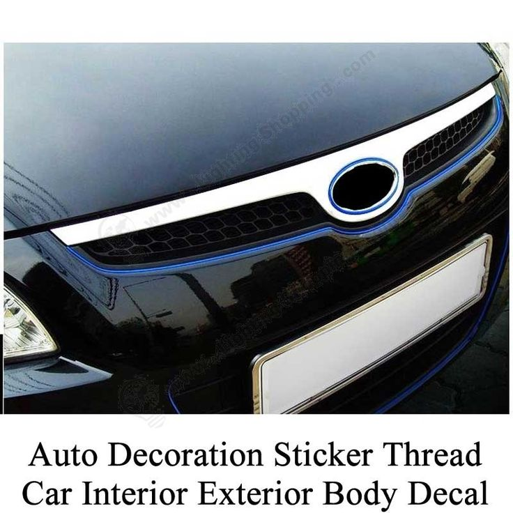 >>>#Cool #Auto #Decoration #Sticker #Thread, 5M, Blue, Body Modify Decal, Click to view: http://www.lightingshopping.com/auto-decoration-sticker-k937bl.html