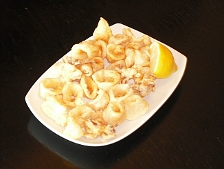 How to make Calamari - the Greek way!