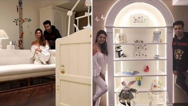 karan johar twins, yash and roohi, yash and roohi nursery, yash and roohi photos, karan johar babies, karan johar, Gauri Khan, Karan Johar kids, Gauri Khan Karan Johar, karan johar baby nursery pic, Karan Johar twins, Karan Johar baby, Karan Johar twins room, Karan Johar babies room pics, Gauri Khan Karan Johar house, Gauri Khan Karan Johar nursery designed, gauri khan karan baby nursery, mangobollywood, bollywood latest news