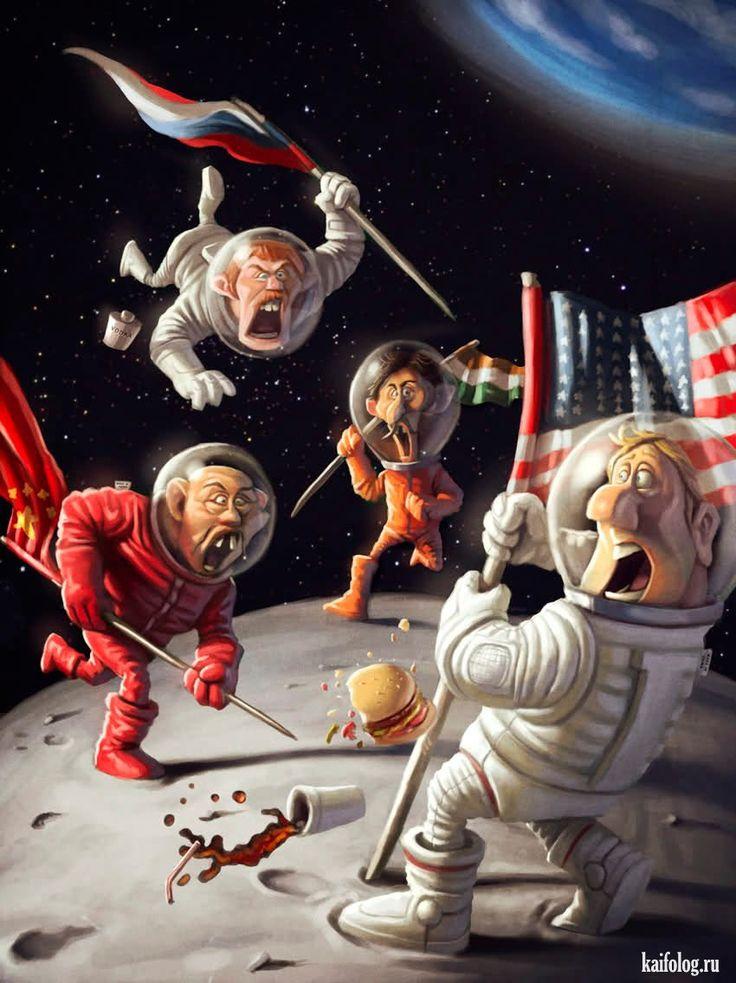 Иллюстрации Tiago Hoisel (25 картинок)