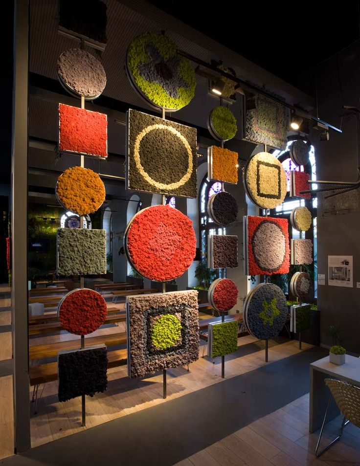 Monamour Natural Design in Casa Decor 2012 / Madrid - The Fluffy Collection (2)
