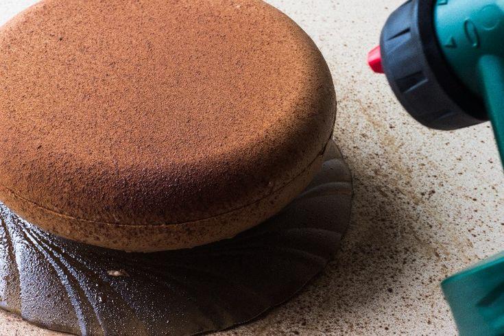 Шоколадный велюр