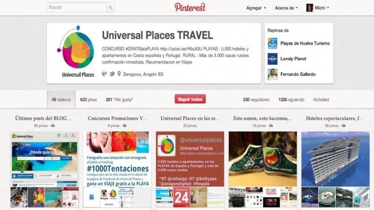 Vale... en Colombia las principales Redes Sociales son Facebook y Twitter...  Pero también existen otras redes sociales, en las cuales algunas marcas han desarrollado estrategias de Mercadeo y Comercialización interesantes  En este post hablo de LinkedIn, Foursquare y Pinterest y marcas como @Volkswagen USA - Jeep y @Universal Places Travel