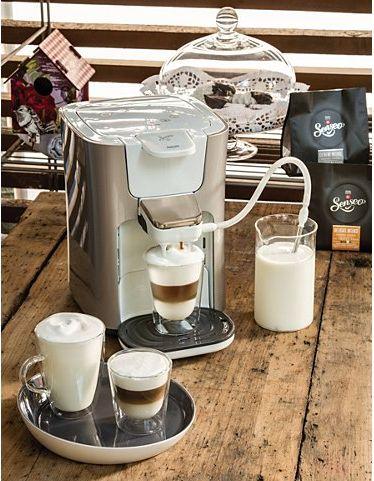 Kaffee ist unser Lebenselexier: Deshalb gibt es eine SENSEO® Latte Duo zu gewinnen! #kgbonuspunkte #kaffee #senseo