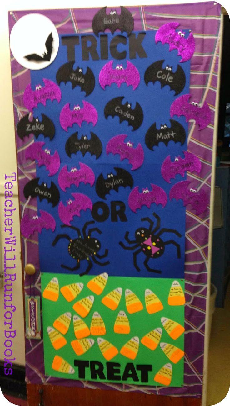 Halloween Classroom Door Decorations Ideas ~ You oughta know about door decorations teacher will run