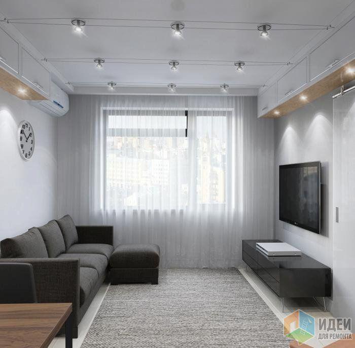 Маленькая квартира для большой семьи