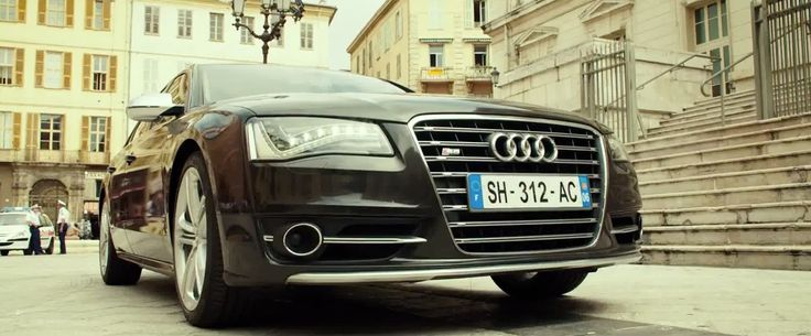 Audi S8 D4 (2012) car in THE TRANSPORTER REFUELED (2015) @audiusa ...