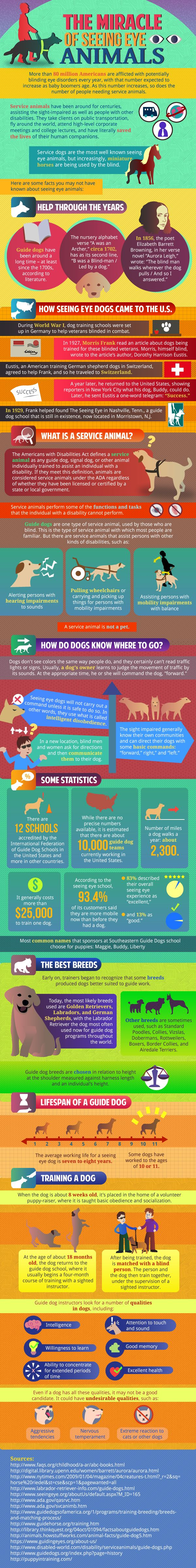 International Guide Dog Day Is April 24  2013. Did you know that the first Guide  Dog School was incorporated January 29, 1929? Morris Frank became the first American to use a dog guide and Buddy (a female) German shepherd, became the pioneer dog guide in America.