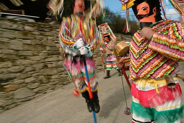 Boteiros, Vilariño de couso - carnival - spanish - galician by jpereira_net, via Flickr