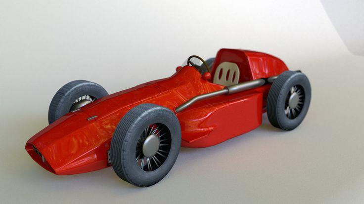 Oldtimer raceing car 1.5 by NAkos.deviantart.com on @DeviantArt