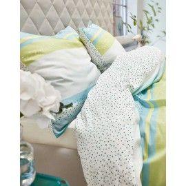 Dana sengetøj - Blå