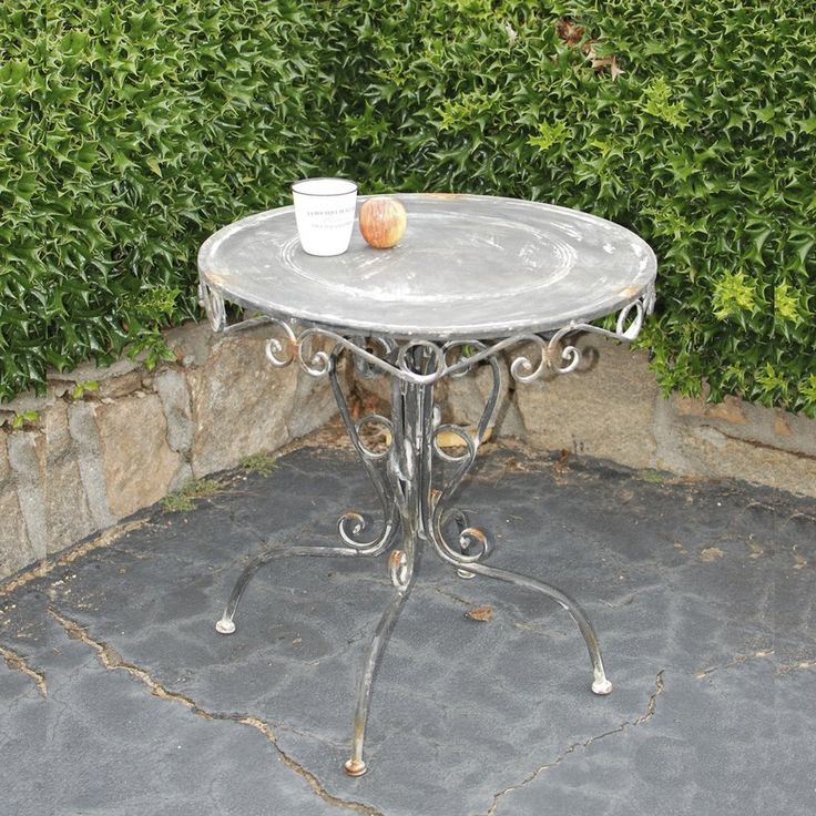 Best 25 bistro tables ideas on pinterest french bistro for Table decor international inc