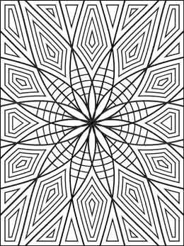 ... Mandalas on Pinterest   Coloring, Mandala coloring pages and Mandala  Detailed Mandala Coloring Pages For Adults