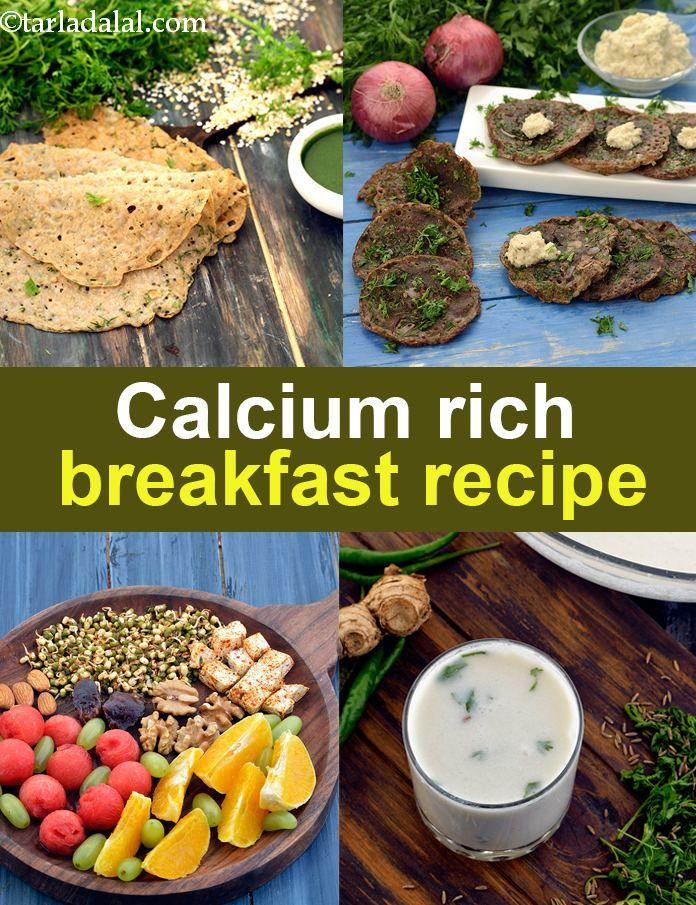 Calcium Rich Breakfast Recipes , 36 Calcium Rich Indian