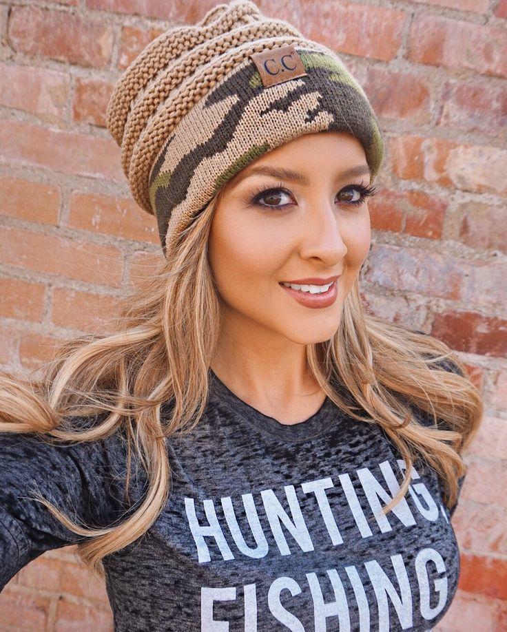 Hunting+–+Camo+Beanie